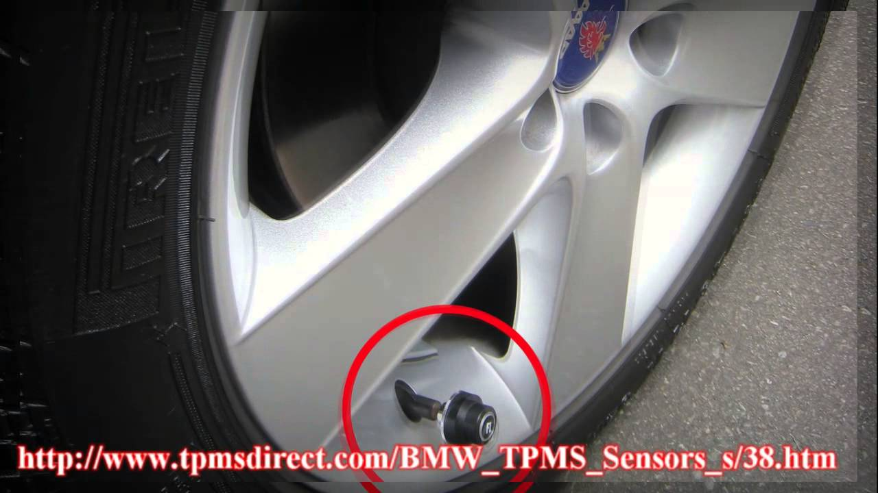 Bmw Tpms Sensors Youtube