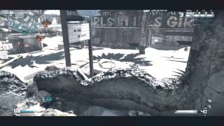CoD Ghosts | Throwing Knife Montage FLyBee Episode 2 | JAMbox
