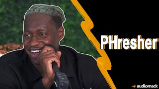 PHresher Interview: Talks Animal Energy, Putting Passion Into Performing & More