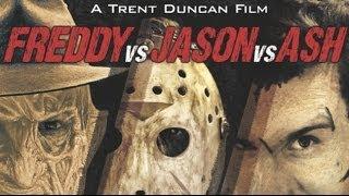 Freddy vs Jason vs Ash | Evil Dead Voorhees Krueger Williams | Fan Film