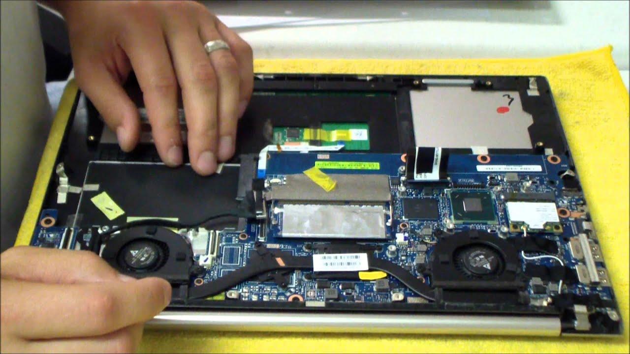 Видео обзор ультрабука Asus ZenBook Prime UX32VD - YouTube
