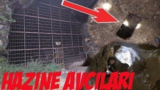 Topkapı sarayına çıkan mağara - Hazine avcıları vlog