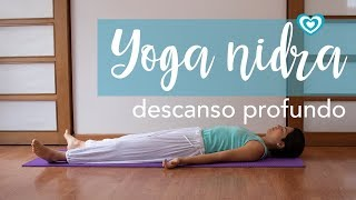 Yoga Nidra descanso profundo