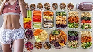 If you're looking for a flat belly and want to lose that fat, check out my free 30 day challenge program, this meal prep video is giv...