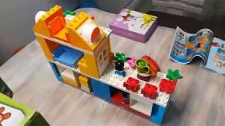 Lego Duplo, My Town, 10835, Family House
