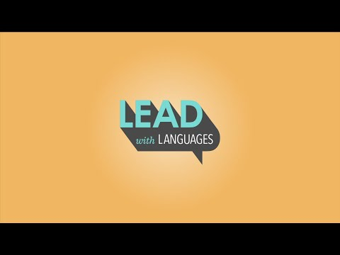 Lead with Languages: Making Language Proficiency a National Priority