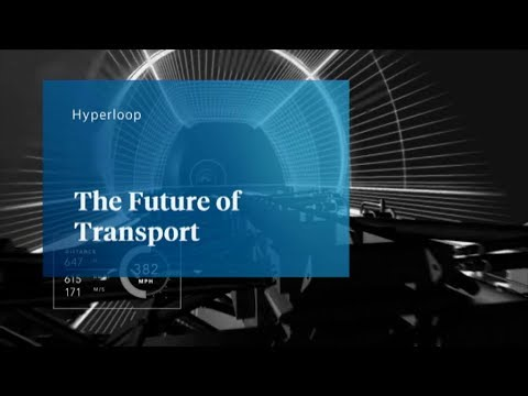 Markets on air - The Future of Transport (11/2017)