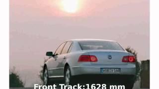 2003 Volkswagen Phaeton V10 Diesel  Technical Details Speed Acceleration Specification