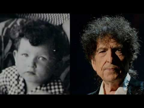 Bob Dylan Evolution (From 3 to 75 years old) | Bob Dylan Then and Now