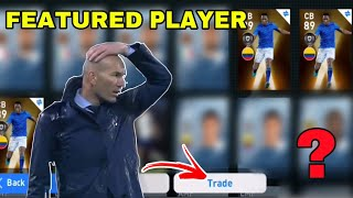 Black ball featured player trade pes2020 mobile |malayalam|