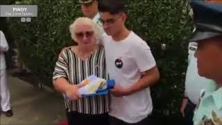 Isabel Granada Cremation Rites : Ang huling Sulyap