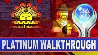Download Kauil's Treasure 100% Platinum Walkthrough | Trophy & Achievement Guide