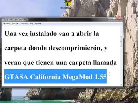gta san andreas california megamod download torent