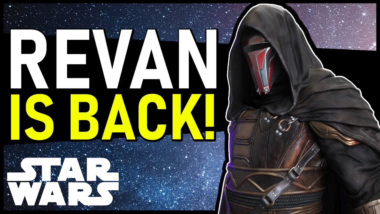 How The Rise Of Skywalker Made Darth Revan Canon No Movie Spoilers Youtube