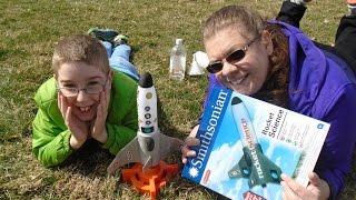 CJ Discovery Rocket Launch
