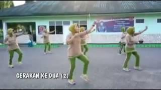 Senam goyang tabelo Nusantara Sehat