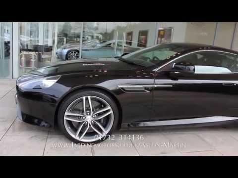 Jardine Motors Group | Aston Martin DB9 Coupe | Lancaster Sevenoaks