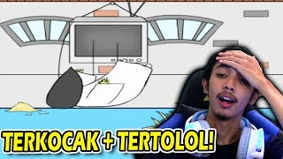 GAME ANDROID ASAL JEPANG SUPER LUCU! CARA MENIPU GURU SEKOLAH WKWK!