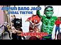 Superhero Dance Ampun Bang Jago Viral Tiktok Hulk Batman Transformer Spiderman Thanos  Mp3 - Mp4 Download