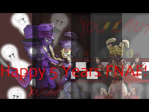 fnaf-compilation:-~-5-years-at-freddy's-~