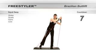 Freestyler Brazilian Buttlift Program