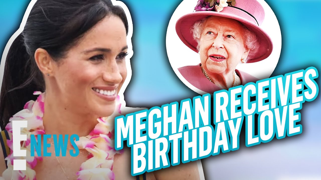 Meghan Markle Gives Us All a Gift on Her 40th Birthday