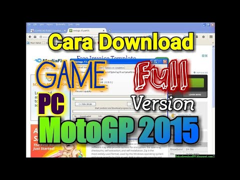 Cara Download game Motogp 2015 full version GRATIS - Download Puass