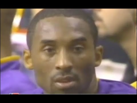 The Reason why the Lakers Lost the 2004 Finals