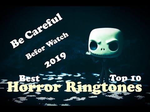 Top 10 Best Horror Ringtones 2019 Download Link