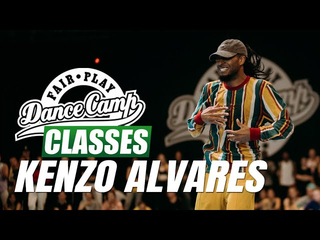 'Rapture (Remix)' by Koffee ★ Kenzo Alvares ★ Fair Play Dance Camp 2019 ★