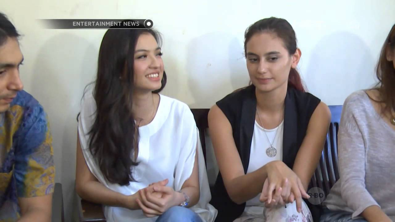 Persiapan Raline Shah di Film Supernova - YouTube