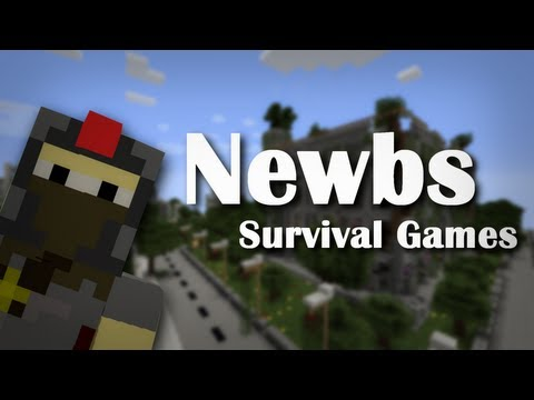 Newbies: Survival Games (Minecraft Machinima)