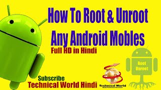 How to ROOT Any Android Device Without A Computer | One Touch Root (2016)