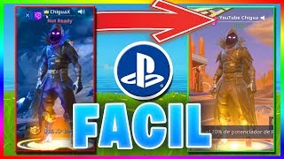 ⚠️Cambiar in PS4 Fortnite name * without losing anything * | (Fast and easy)