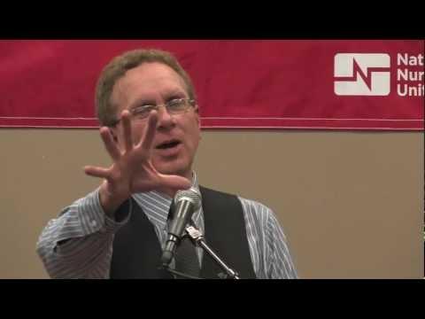 Writer John Nichols Speaks at CNA/NNU Headquarters