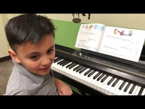 JR Music School Reyli Soto ( Lets Get Silly