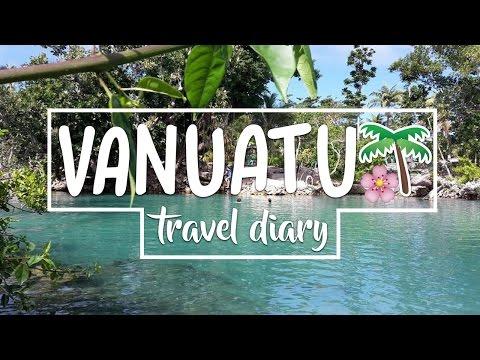 VANUATU || TRAVEL DIARY