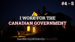 i Work For The Canadian Government #1 - 3  Amazing Cryptid Hunter Series By: Infamous780