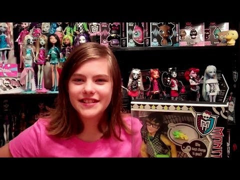 Monster High Basic Jackson Jekyll Doll Review By WookieWarrior23