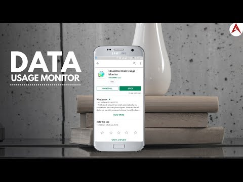 How To Monitor Your Mobile Data Usage With GlassWire Data Usage Monitor