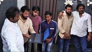 Director VV Vinayak Launches Malli Malli Chusa Teaser | Tollywood Latest Teasers 2019 | Filmylooks