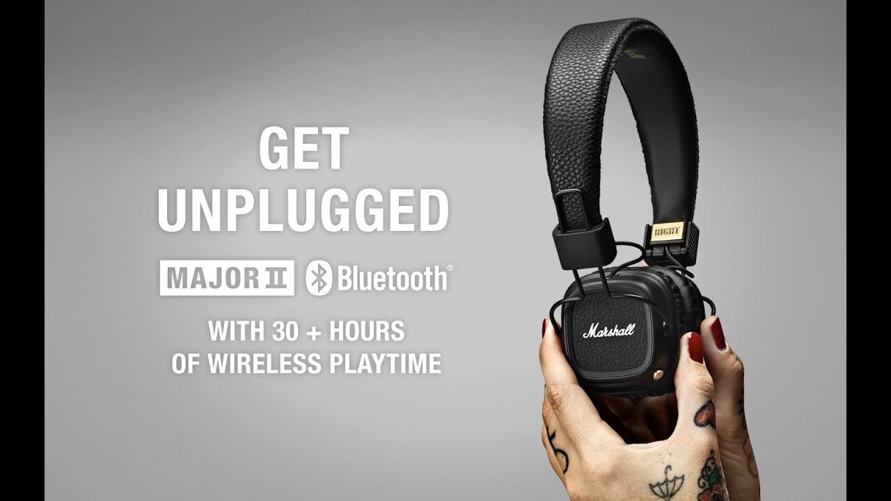 Buy Marshall Major II Bluetooth from £74.99 (Today) – Best Deals on idealo.co.uk