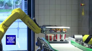 KFC opens first robot only fast food restaurant