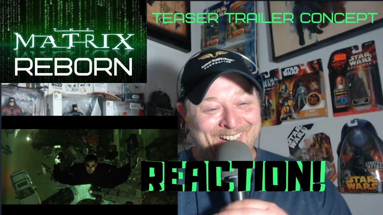 Matrix 4 Trailer Deutsch