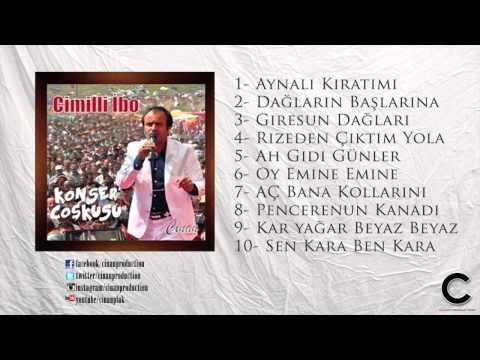 Rizeden Çıktım Yola - Cimilli İbo (Official Lyric)