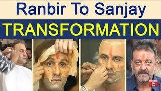 Sanju: Makers release Ranbir Kapoor to Sanjay Dutt TRANSFORMATION making video!