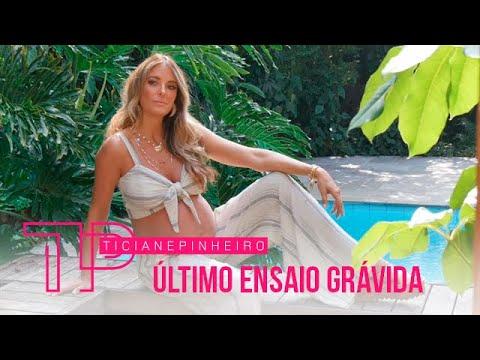 Видео Ensaio gravida