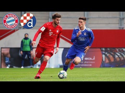 U19: Dramatic K.O. after penalties   FC Bayern vs. Dinamo Zagreb   Highlights   UEFA Youth League