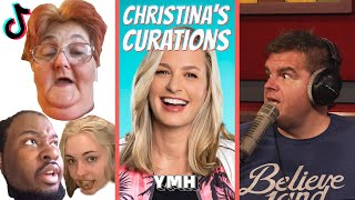Christina's Curations with Ian Bagg - YMH Clip