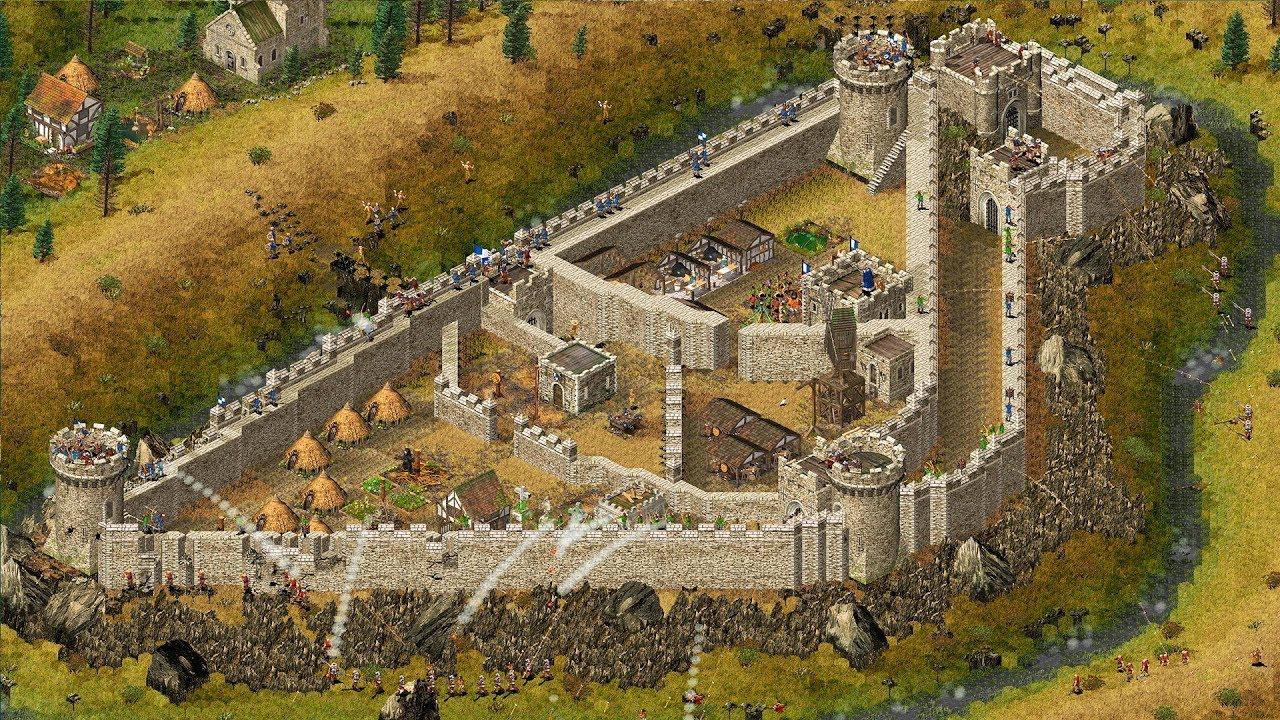 Castle Building Games Online Free